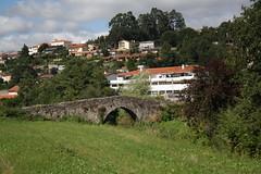 Ponte da Pica em Vila de Cucujães, Oliveira de Azeméis