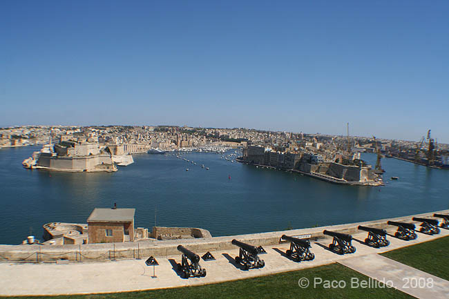 Vista de las tres ciudades. © Paco Bellido, 2008
