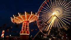 Navy Pier Amusement Park
