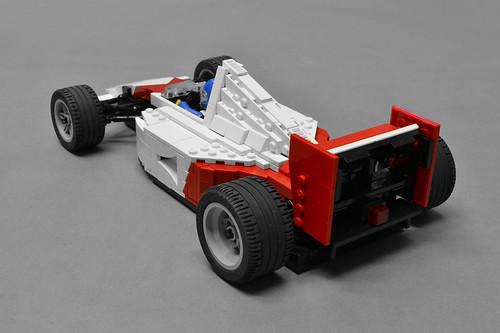 McLaren MP4/6 (8)