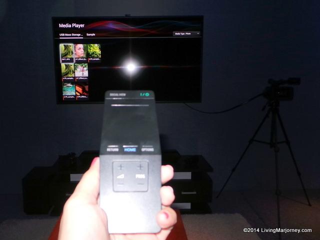 Sony Bravia 4k Experience