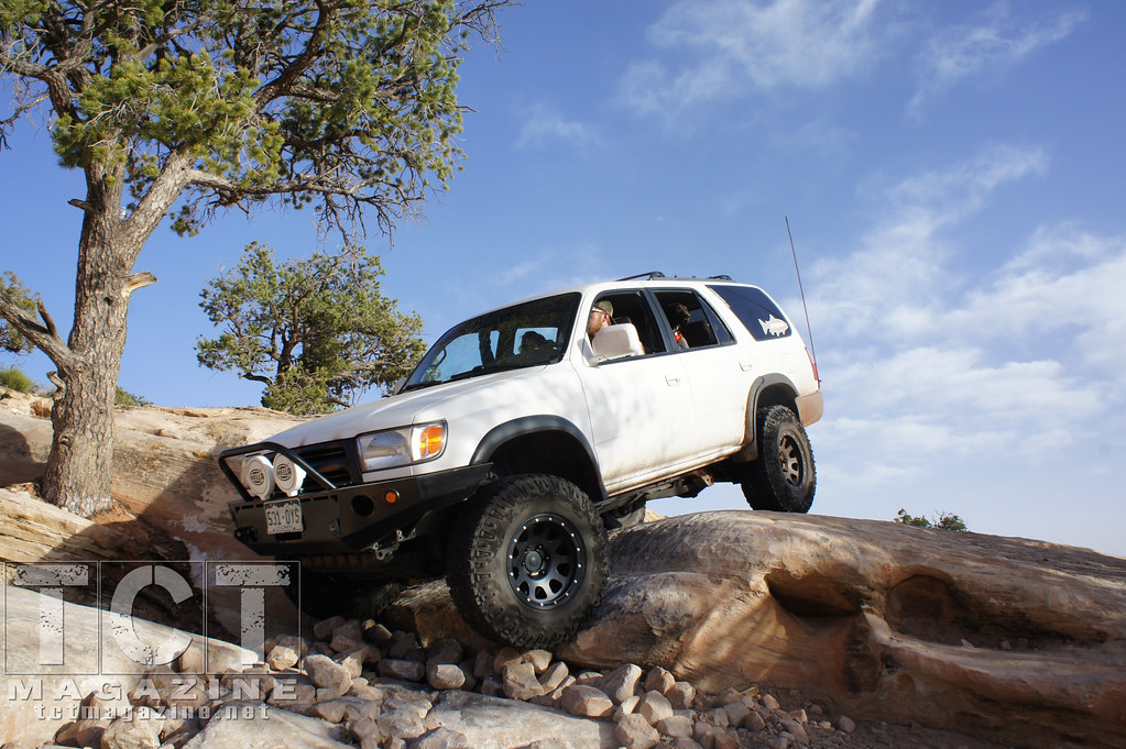 4runners in moab spring break 2014 toyota cruisers trucks magazine land cruiser 4runner. Black Bedroom Furniture Sets. Home Design Ideas