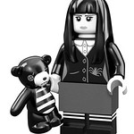 LEGO Collectable Minifigures Series 12 - Spooky Girl
