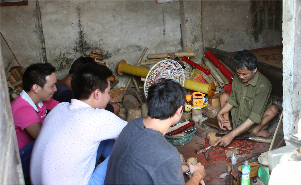 EcoFly trò chuyện cùng chú Đỗ Đăng Hải