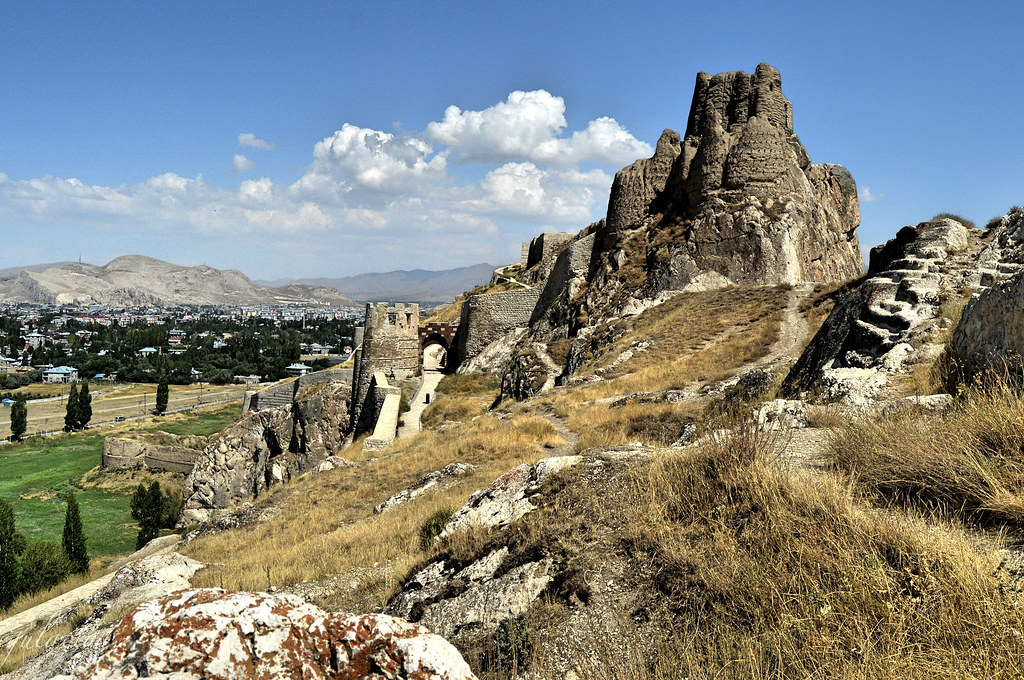 Wan Fortress/ Castle. Built 9th to 7th century BC