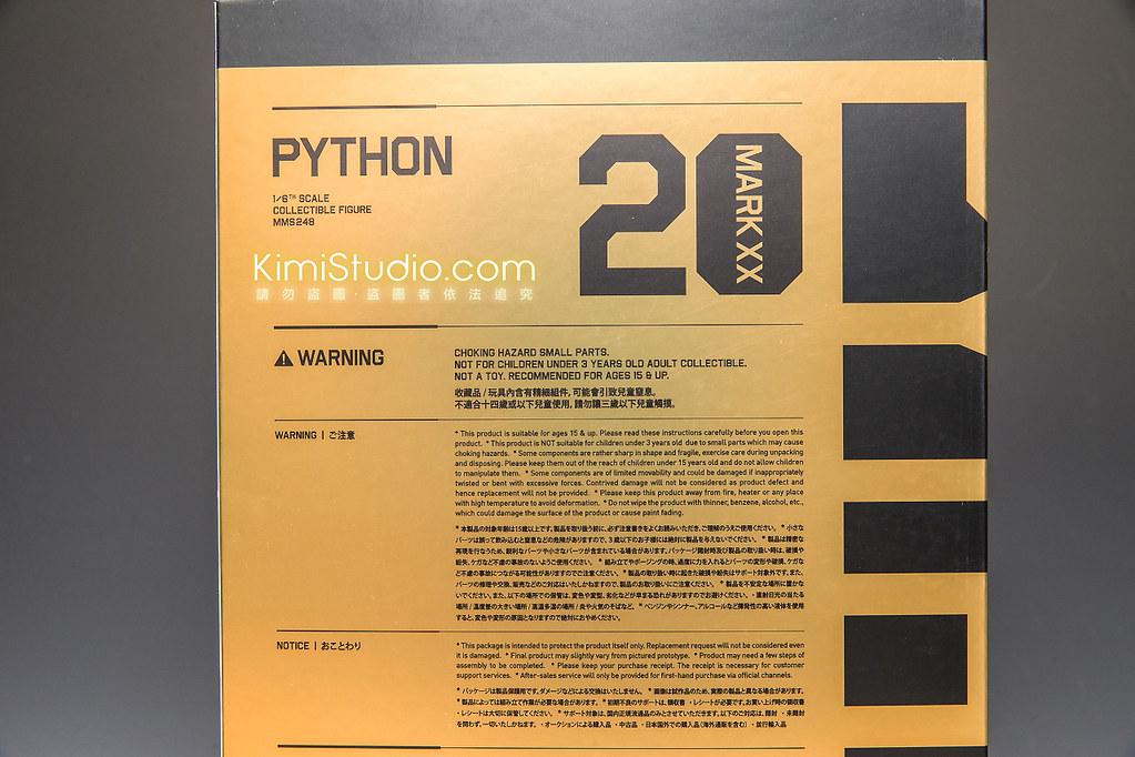 2014.08.09 Hot Toys MMS248 Mark 20 Python-003