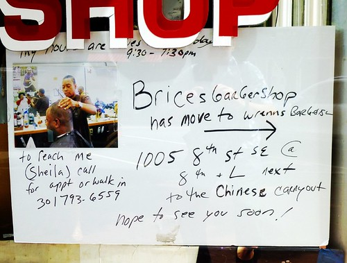 Brice's Is Moving