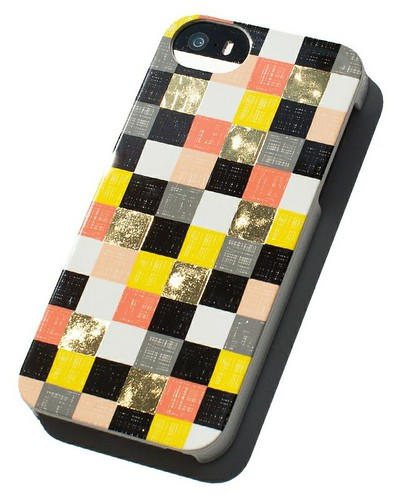 Product Photo - Garance Dore Checkered iPhone Case