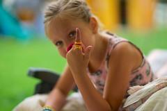 child finger - Photo of Torchefelon