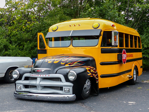 Old Short School Bus Old Short School Buses For