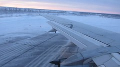 Departing Inuvik at 1:30pm MST