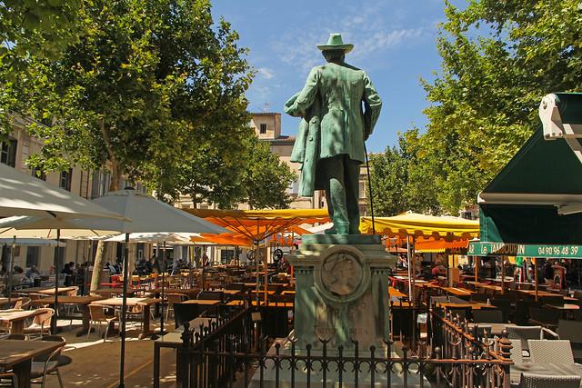 Place du Forum - Arles (France)