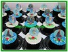 Cupcake disney the frozen