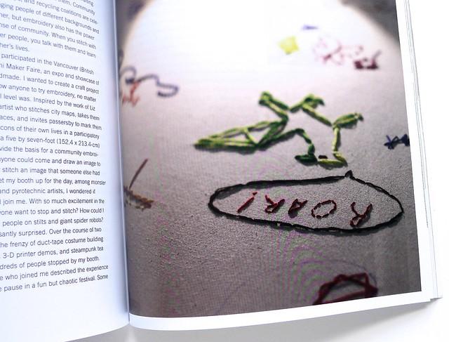 Craftivism Book Review