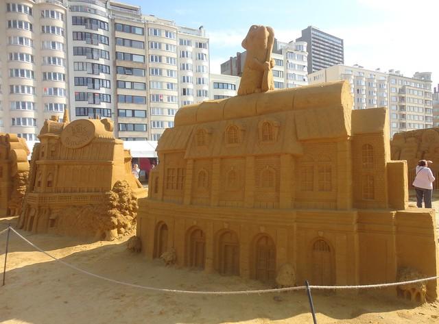 Sculpures sur sable Disney - News Touquet p.1 ! 14953863491_05edfa3124_z