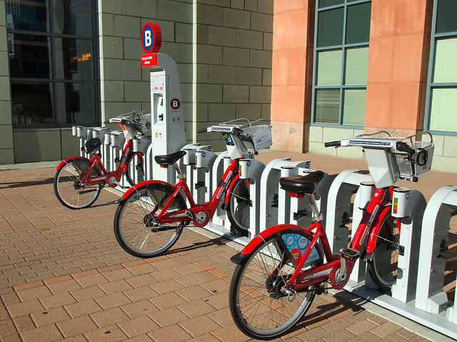 B-cycles in Denver
