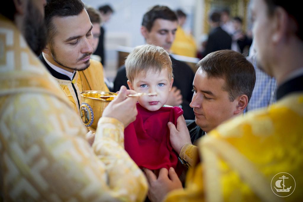 6-7 сентября 2014, Неделя 13 по Пятидесятнице / 6-7 September 2014, 13th Sunday after Pentecost