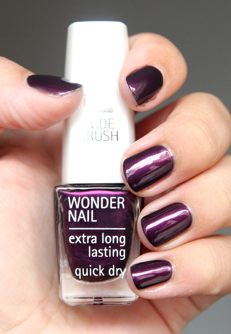 IsaDora Purple prune