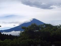 富士山(須走ルート) Mt.Fuji (Subashiri Trail)
