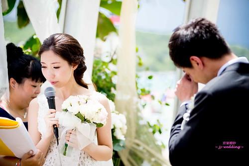 高雄_京宴婚紗_婚禮場地佈置_沙灘婚禮 (10)