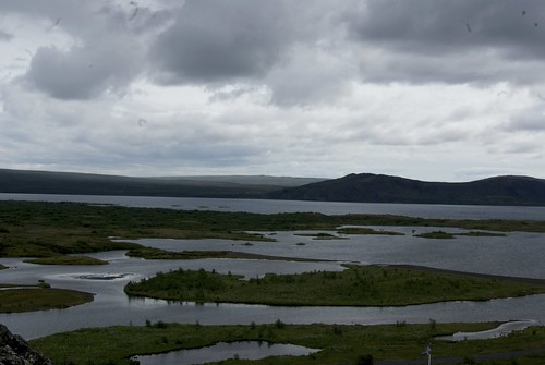 Lake Þinvellir