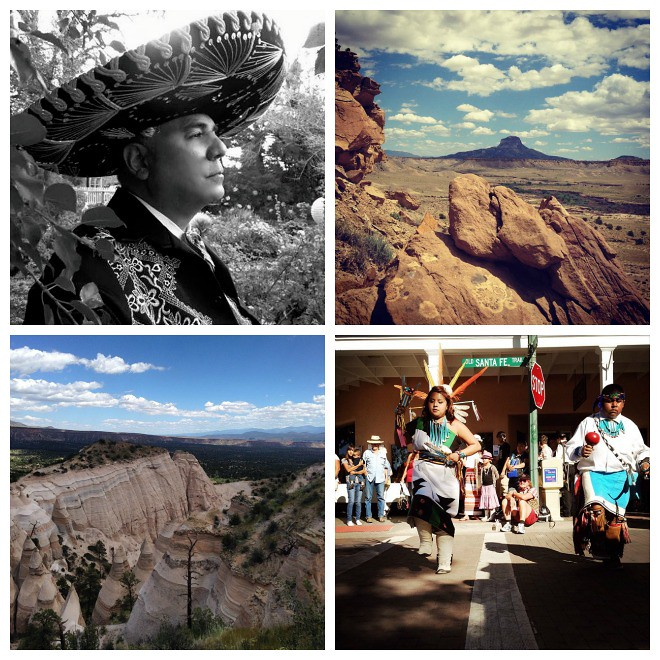 #NewMexicoTRUE Collage