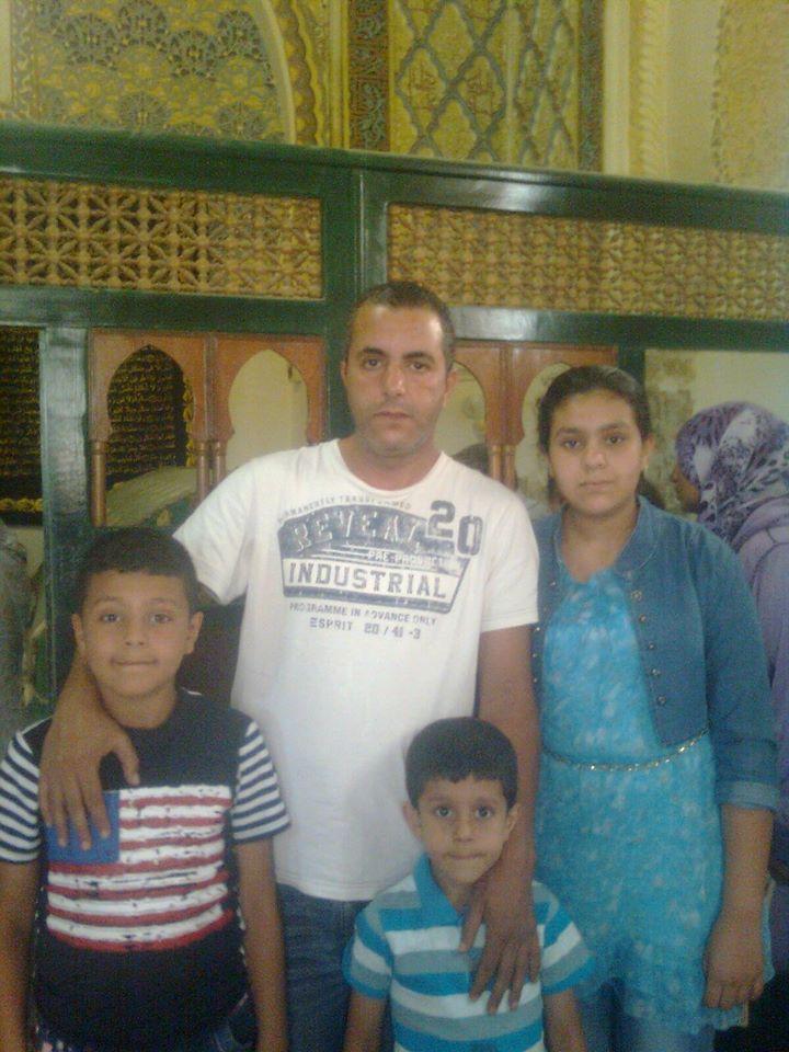 Mohamed et ses enfants