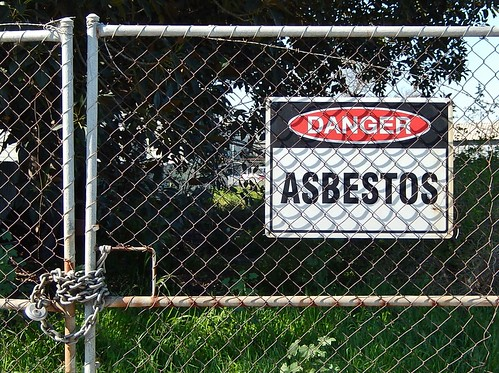 Danger - Asbestos
