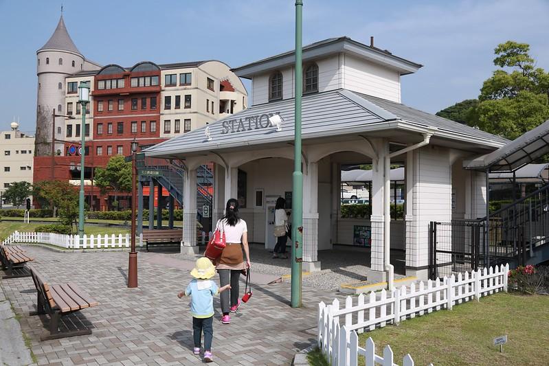 小火車乘車站