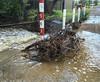 Miller Creek Crossing After Monsoon
