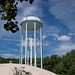 Arlington water tower