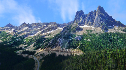 Pass, south Washington Cascades 2014_0085