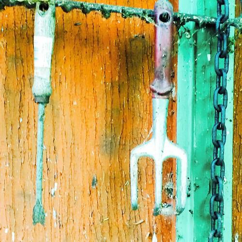 #chains #bbq #utensils #lynnfriedman