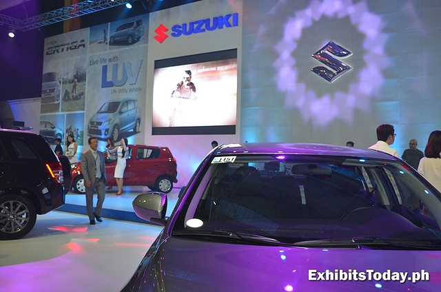 Suzuki Trade Show Display