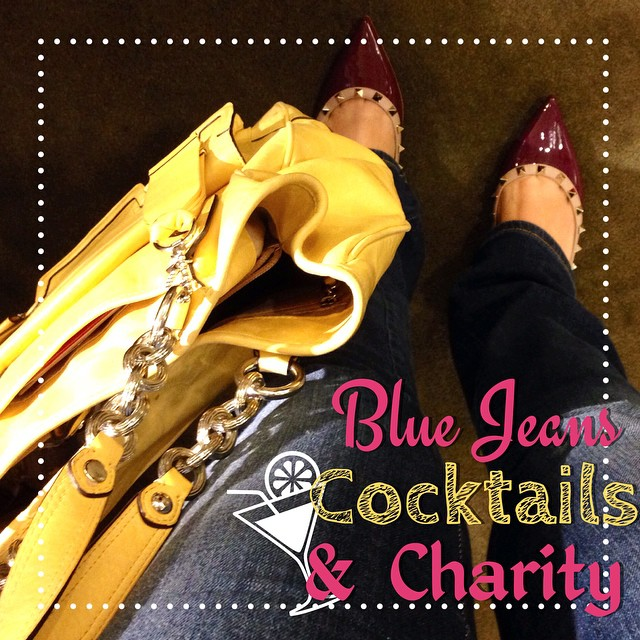 Blue Jeans, Cocktails and Charity - Dallas Charity and Fashion events