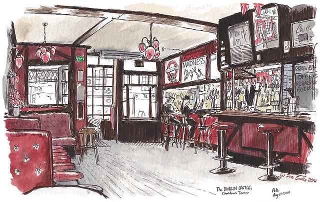 Dublin Castle pub, Camden