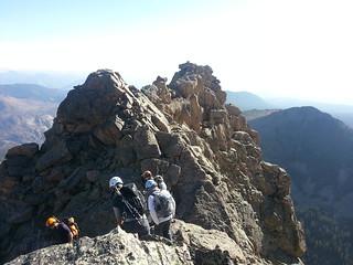 Go Left on the Ridge