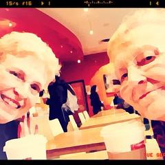 Mom & me...,