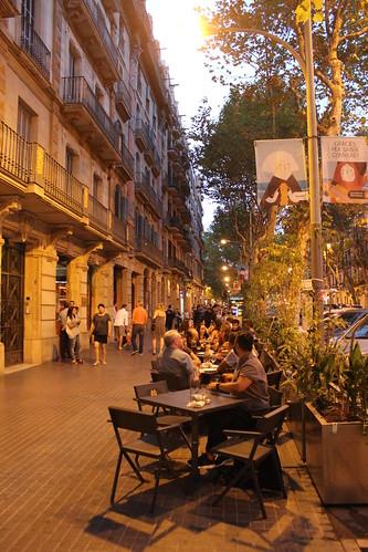 Onde comer em Barcelona - Roca Bar e Fábrica Moritz