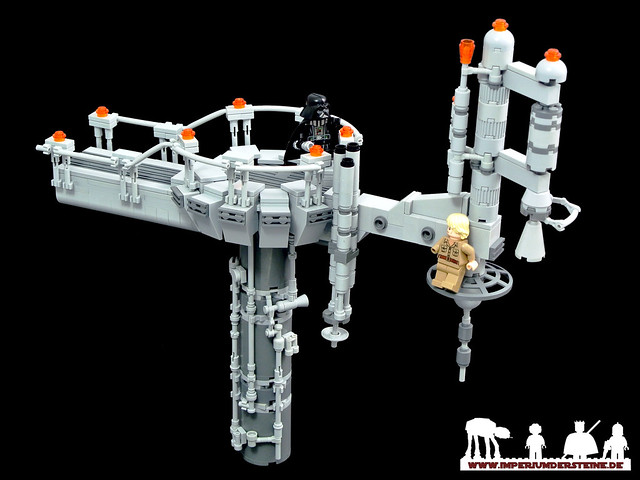 LEGO Star Wars MOC - Luke, I am your father