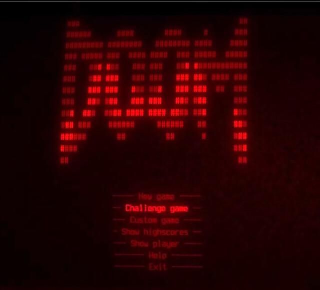 ASCII doom