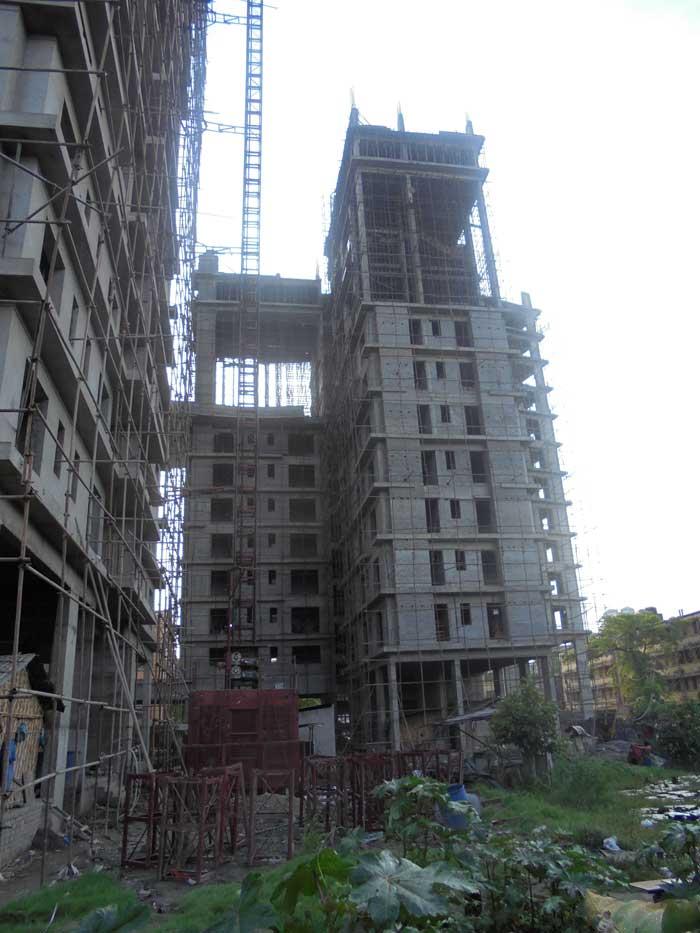 Kankurgachi astitva b g 16fl x 3 t o skyscrapercity for 13th floor augusta tower