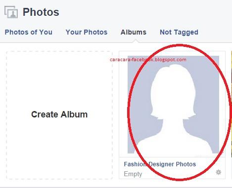 10 Langkah cara menghapus foto album