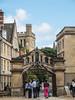 Bridge of Sighs, New College Ln, Oxford