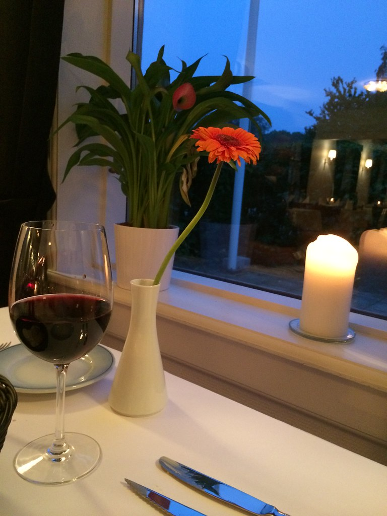 Romantic dinner Klintekroen