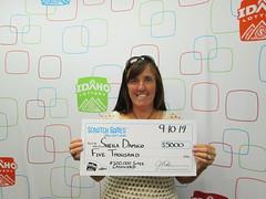 Sheila Damico - $5,000 $200,000 Super Cashword
