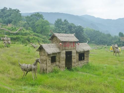 Jiangxi-Wuyuan-Montagnes et lac (39)