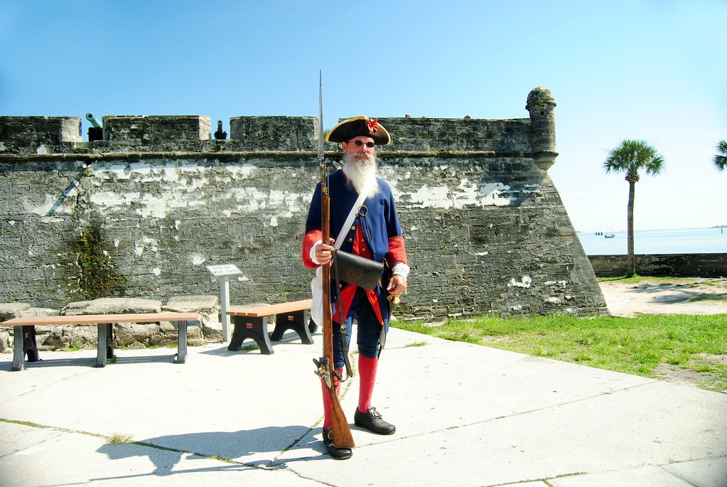 Castillo de San Marcos_Uniform