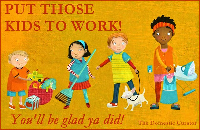 HDH 28 Kids Chores