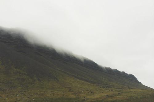 Iceland mist